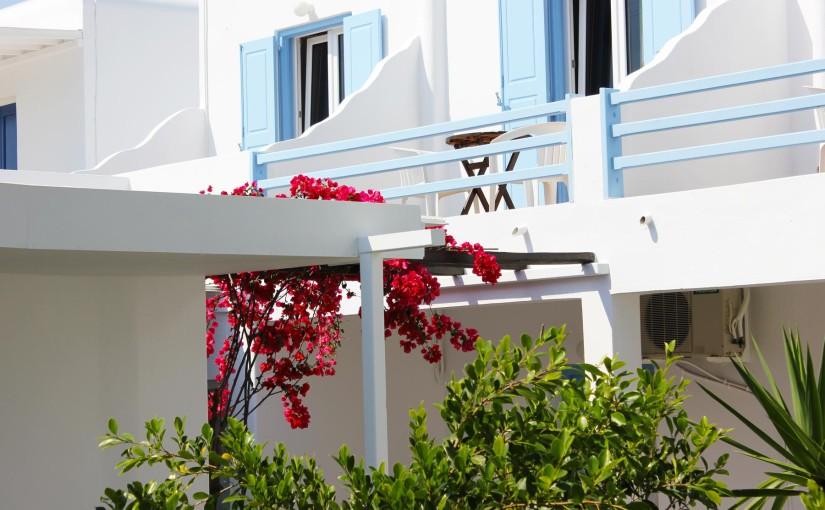 Mykonos Hotel – Sourmeli Garden