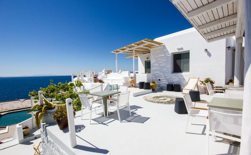 Mykonos Hotel – Omiros