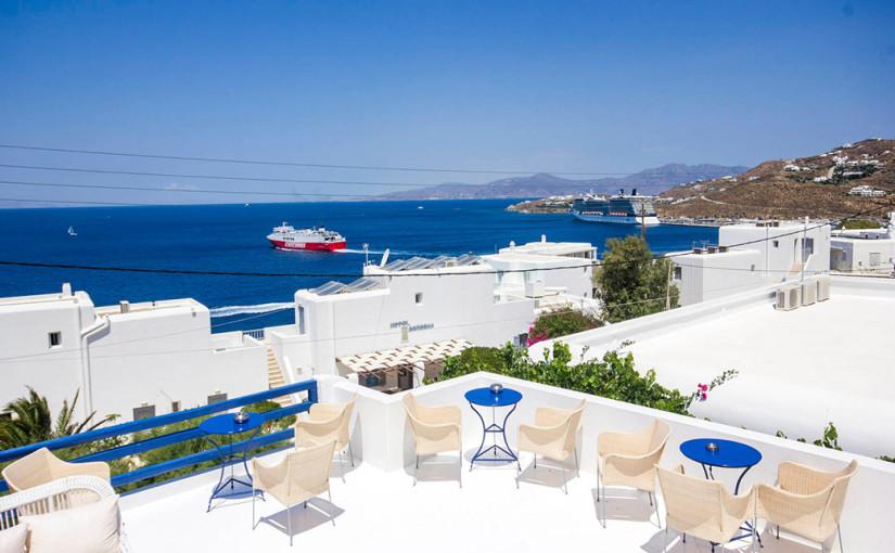 Hotel Mykonos – Spanelis Hotel Mykonos