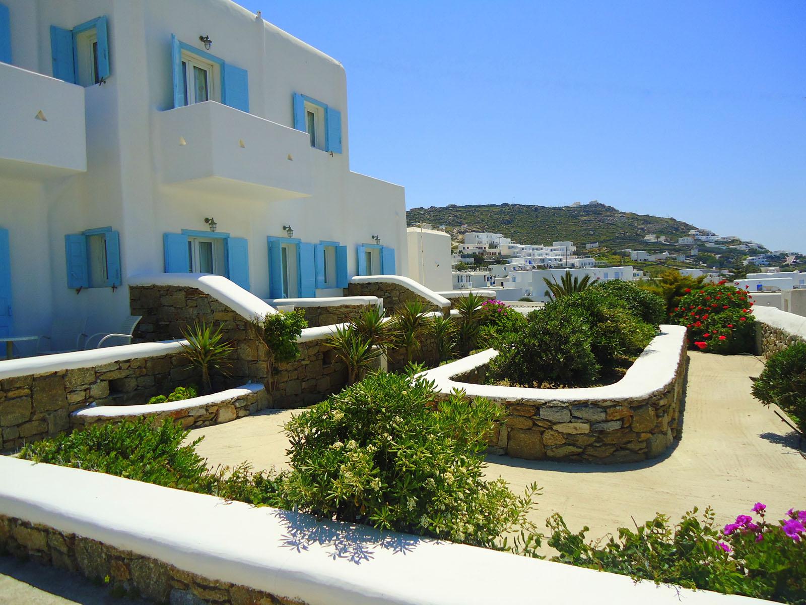 Hotel Mykonos Eleftheria